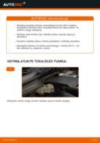 LANCIA KAPPA Thermostat pakeisti: žinynai pdf