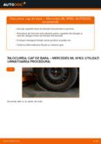 Manual de depanare MERCEDES-BENZ Clasa ML