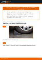 Cum să schimbați: cap de bara la Audi A4 B6   Ghid de înlocuire