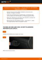 Tipps von Automechanikern zum Wechsel von HONDA Honda CR-V II 2.2 CTDi (RD9) Luftfilter