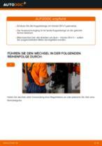 Audi A3 8l1 Axialgelenk Spurstange: Online-Handbuch zum Selbstwechsel