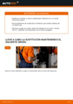 Reemplazar Rotula de barra estabilizadora HONDA CR-V: pdf gratis