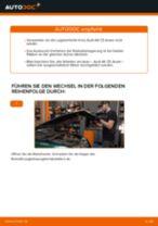 FIAT Topolino Scheibenwischer wechseln Front + Heckscheibe Anleitung pdf