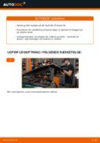 Udskift hjullejer for - Audi A6 C5 Avant | Brugeranvisning