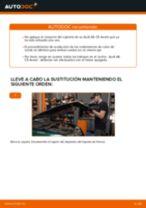 Cómo cambiar: cojinete de rueda de la parte delantera - Audi A6 C5 Avant | Guía de sustitución