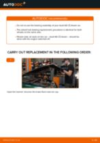 Ford Fiesta Mk4 change ABS Sensor : guide pdf
