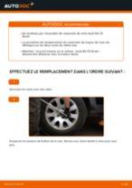 Montage Kit de roulement de roue AUDI A6 Avant (4B5, C5) - tutoriel pas à pas
