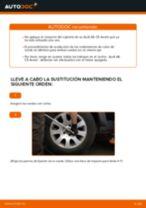 Cómo cambiar: cojinete de rueda de la parte trasera - Audi A6 C5 Avant | Guía de sustitución