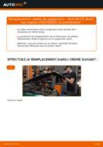 Tutoriel PDF étape par étape sur le changement de Filtre à Carburant sur ROVER MINI-MOKE