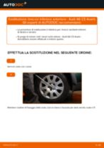 Come cambiare braccio inferiore anteriore su Audi A6 C5 Avant - Guida alla sostituzione