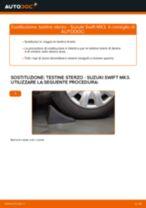SUZUKI - manuali di riparazione con illustrazioni