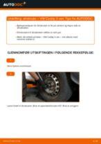 Manuell PDF om VW UP 2015 vedlikehold
