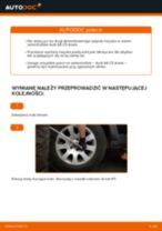 Jak wymienić łożysko koła tył w Audi A6 C5 Avant - poradnik naprawy