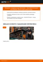 Kako zamenjati in prilagoditi zadaj in spredaj Blažilnik: brezplačen vodnik pdf