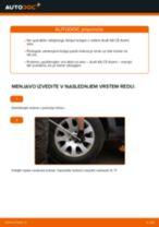 Kako zamenjati avtodel kolesni ležaji zadaj na avtu Audi A6 C5 Avant – vodnik menjave