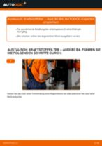 AUDI 80 einfache Tipps zur Fehlerbehebung