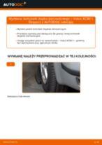 Zalecenia mechanika samochodowego dotyczącego tego, jak wymienić VOLVO Volvo XC90 1 2.5 T AWD Poduszka Amortyzatora