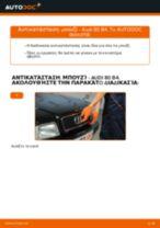 Βήμα-βήμα PDF οδηγιών για να αλλάξετε Μπουζί σε Audi R8 42