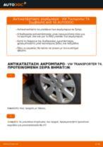 Ανακαλύψτε το λεπτομερές μας σεμινάριο σχετικά με τον τρόπο αντιμετώπισης του προβλήματος του Ακρόμπαρο VW