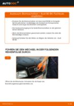 Reparaturanleitung Audi 80 B2 kostenlos