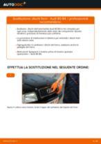 Manuale d'officina per Audi 80 B2 online