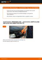 Ford Fiesta Mk5 Motorlager: Schrittweises Handbuch im PDF-Format zum Wechsel