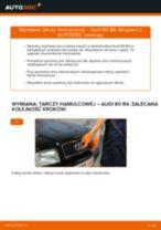 AUDI 100 instrukcja rozwiązywania problemów