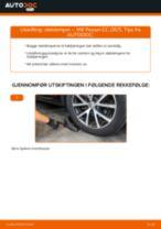 Lær hvordan du fikser Støtdemper bak VW problemet