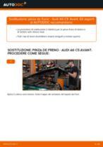 Impara a risolvere il problema con Pinza Freno posteriore e anteriore AUDI