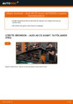 Steg-för-steg Audi 100 C4 Avant reparationsguide