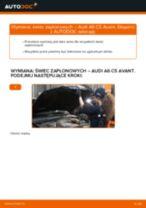 Jak wymienić świece zapłonowe w Audi A6 C5 Avant - poradnik naprawy
