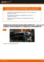 Кога да сменя Ангренажна верига на AUDI A4 (8D2, B5): ръководство pdf