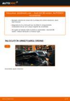 Cum să schimbați: debitmetru aer la Audi A4 B5 sedan   Ghid de înlocuire