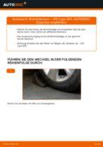 VALEO 562020 für Lupo (6X1, 6E1) | PDF Handbuch zum Wechsel