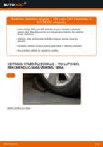 VOLVO Vairavimo dinamikos kontrolė keitimas pasidaryk pats - internetinės instrukcijos pdf