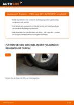 Federn austauschen VW LUPO: Werkstatt-tutorial