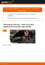 Hoe EGR klep vervangen bij een Ford Focus MK2 – vervangingshandleiding