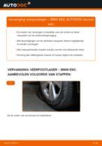 Hoe veerpootlager achteraan vervangen bij een BMW E60 – vervangingshandleiding