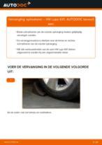 Hoe Chassisveer vervangen en installeren VW LUPO: pdf tutorial