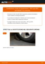 Come cambiare molle di sospensione della parte anteriore su VW Lupo 6X1 - Guida alla sostituzione