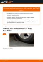 Jak wymienić sprężyny zawieszenia przód w VW Lupo 6X1 - poradnik naprawy