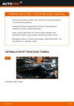 Kaip pakeisti Egr Vožtuvas Peugeot Expert Van - instrukcijos internetinės