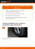 Stabdžių trinkelių komplektas pakeitimas Opel Movano Savivartis - patarimai ir gudrybės