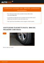 Come cambiare è regolare Cuscinetto mozzo ruota BMW 5 SERIES: pdf tutorial
