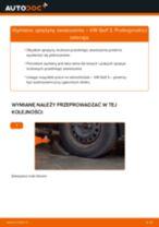 Zalecenia mechanika samochodowego dotyczącego tego, jak wymienić VW Golf 6 2.0 TDI Zawieszenie