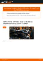 Hoe bougies vervangen bij een Audi A4 B5 sedan – vervangingshandleiding
