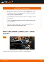Comment changer : disques de frein avant sur Audi A4 B5 berline - Guide de remplacement