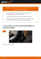 Cómo cambiar: junta homocinética - Audi A4 B5 berlina | Guía de sustitución