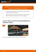 Guía de reparación paso a paso para SEAT ALHAMBRA