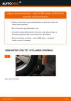 SKF VKN400 för A4 Sedan (8D2, B5) | PDF instruktioner för utbyte